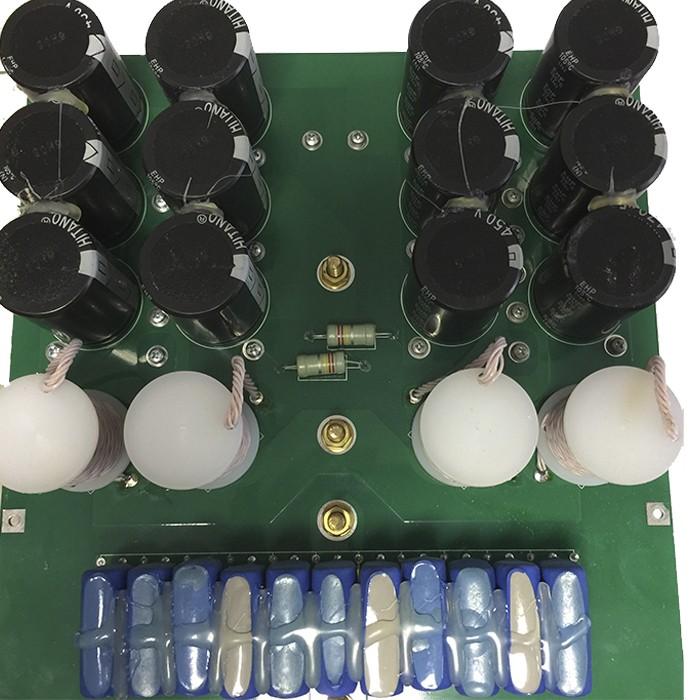 """Инвертор RLC 20кВт, для рентгеновского питающего устройства """"РЕНЕКС-АвтоВГН"""""""