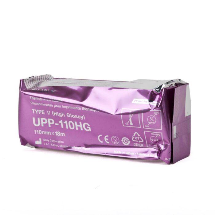 Рулонная термобумага Sony UPP-110HG (для принтера UP-897MD, UP-D897)