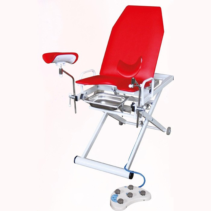 Кресло гинекологическое «Clear», модель КГЭМ-01Е (3 электропривода)