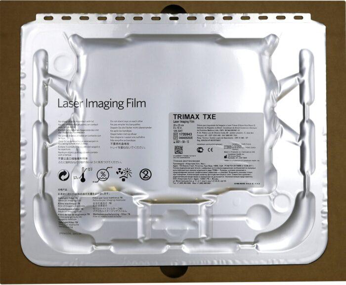 Рентгенплёнка Trimax TXE Film (125 листов)