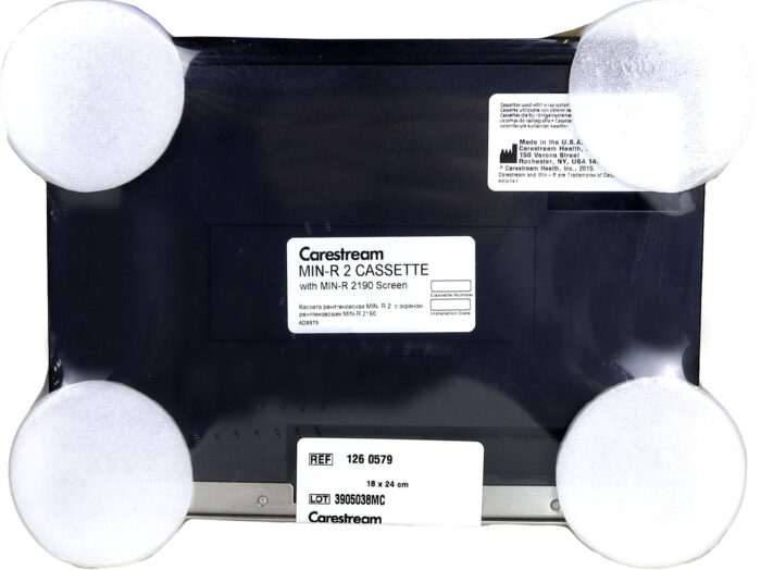 Кассеты MIN-R для маммографии