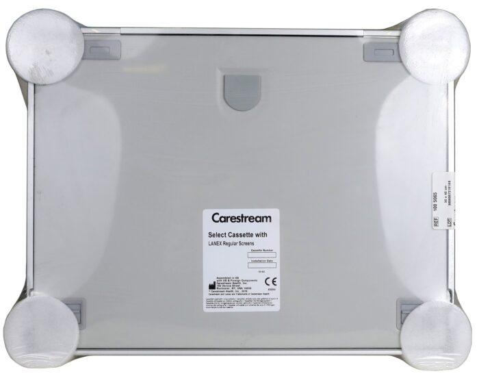 Кассета медицинская Carestream с экраном Lanex Regular - два замка