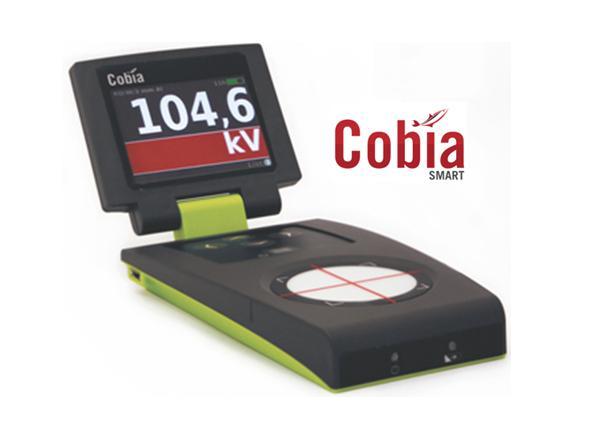 Дозиметр портативный для контроля характеристик рентгеновских аппаратов Cobia Smart R/F kV & Dose (с мягким кейсом)