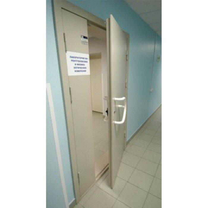 Двери и ставни рентгенозащитные РЕНЕКС