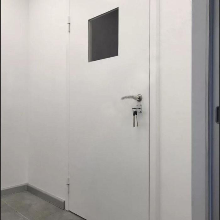 Двери рентгенозащитные ДРЗ-1