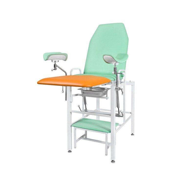 Кресло гинекологическое «Clear», модель КГФВ-02гп (с передвижной ступенькой)