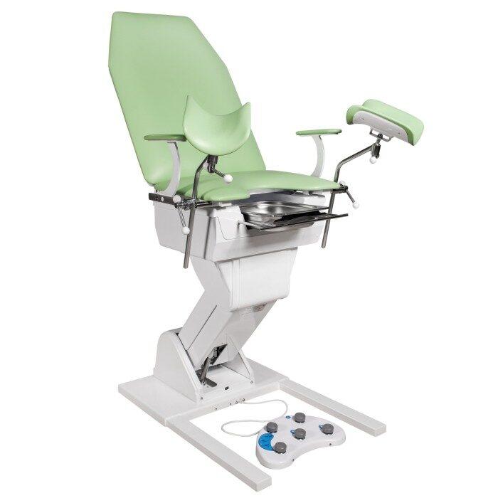 Кресло гинекологическое «Clear», модель КГЭМ-01 (3 электропривода)
