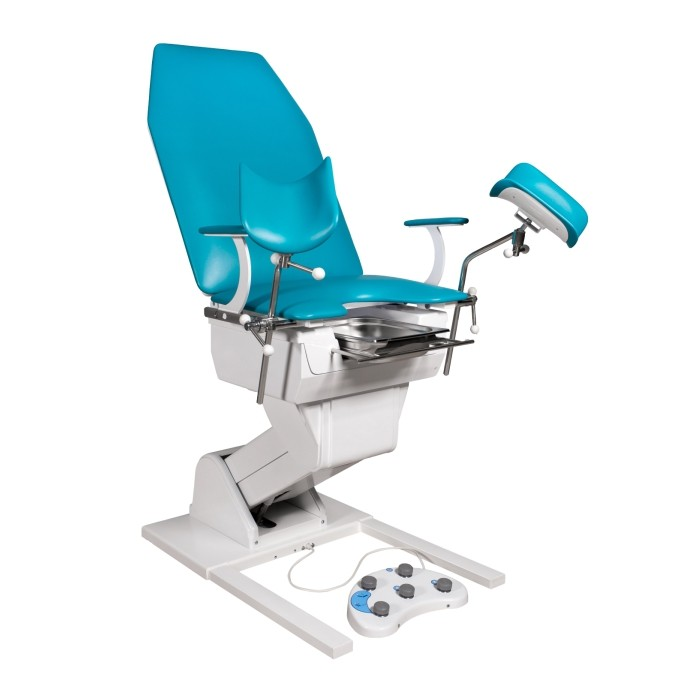 Кресло гинекологическое «Clear», модель КГЭМ-02 (2 электропривода)