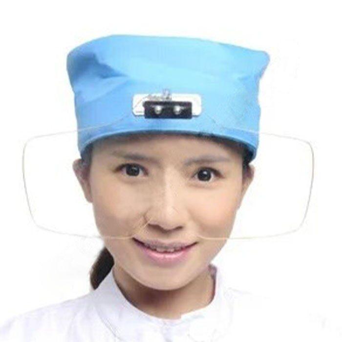 Маска рентгенозащитная Тип3