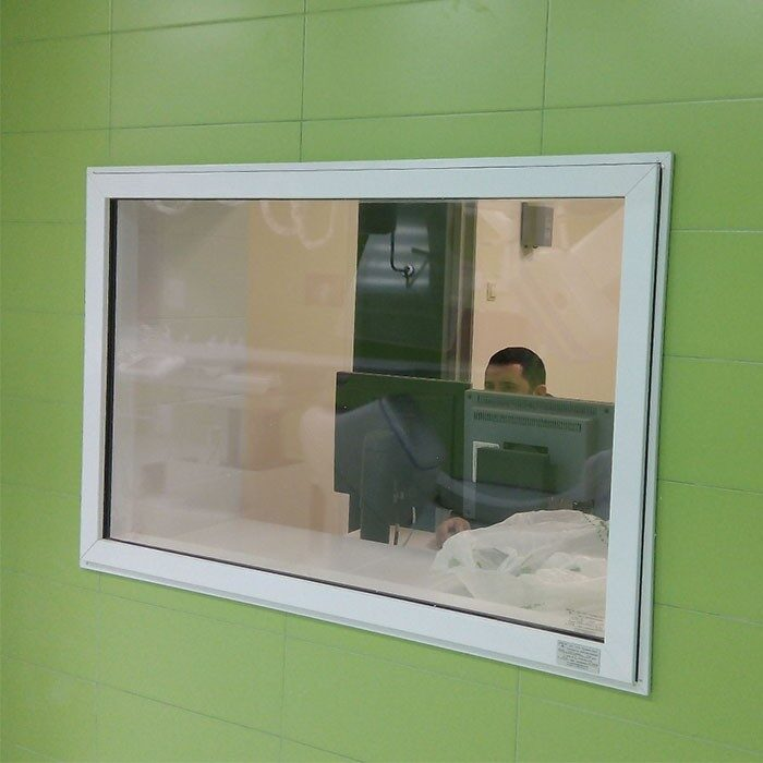Рентгенозащитные окна ОАРЗ