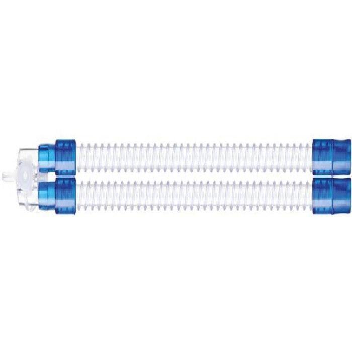 Контур дыхательный гладкоствольный с дополнительным шлангом и резервным мешком, 1.8 м