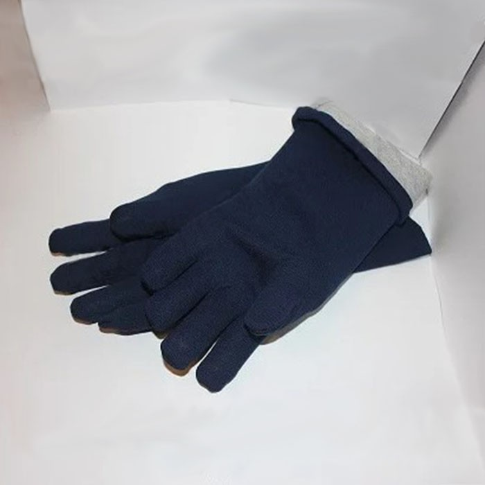 Перчатки рентгенозащитные с покрытием из синтетической ткани