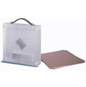 Фантом для оценки качества изображения рентгеноскопических и рентгенографических аппаратов Radiographic Survey Phantom