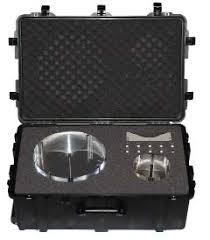 Пластиковый кейс с прокладкой из вспененного материала Ref:610-CS CASE FOR MODEL 610, AAPM PHANTOM