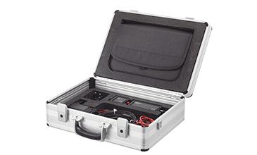 Кейс для транспортировки алюминевый Piranha Premium ALU Case