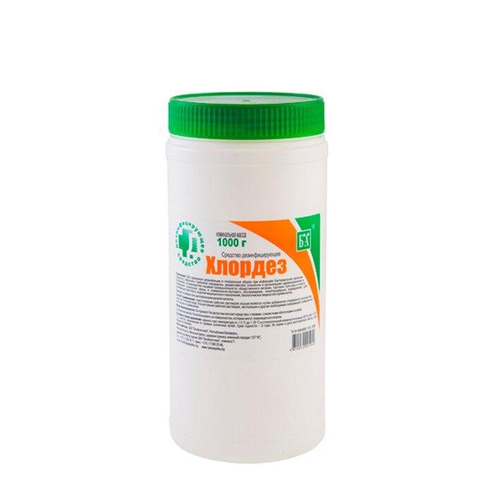 Дезинфицирующее средство Хлордез, 1 кг