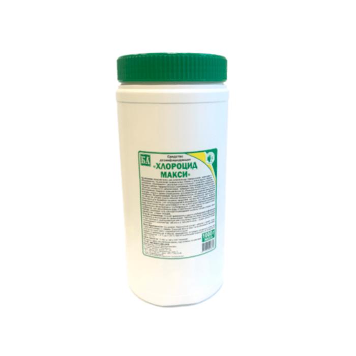 Дезинфицирующее средство Хлороцид Макси, 1 кг