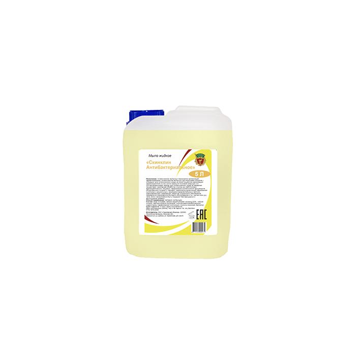 Мыло жидкое Скинклин, антибактериальное