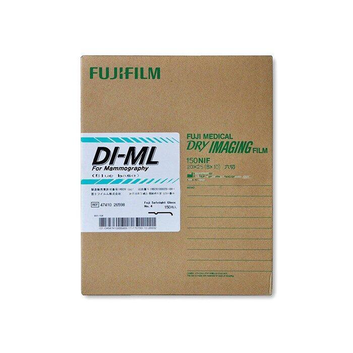 Пленка медицинская термографическая и лазерная DI-ML