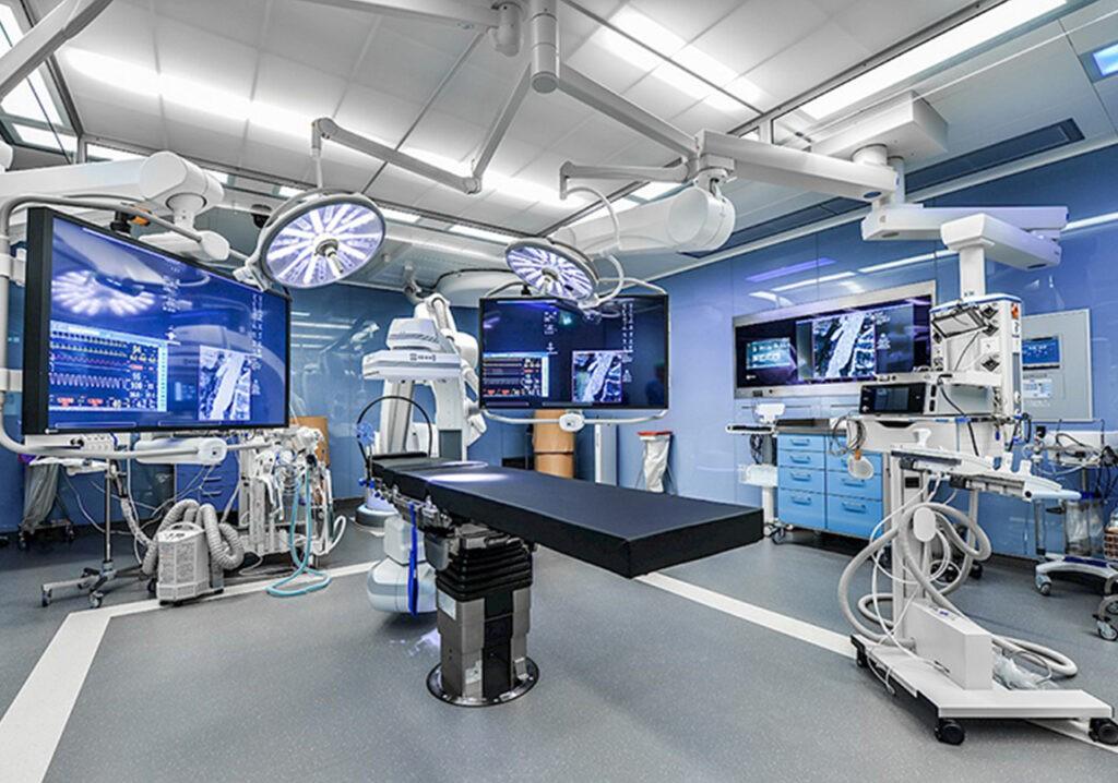 Гибридная хирургия