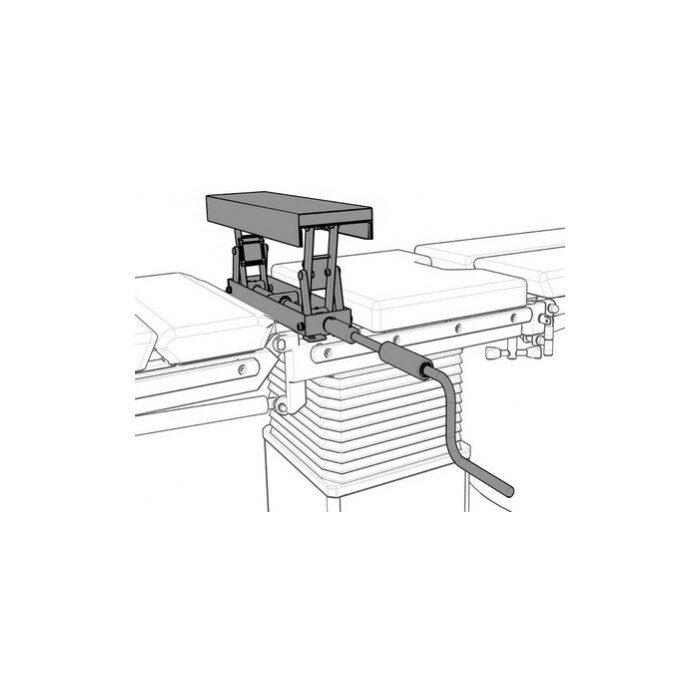 Комплект КПП-14 для операций с подъемом и удержанием поясничной, тазовой или грудной области тела