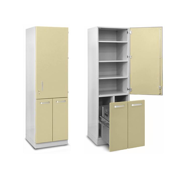 Шкаф медицинский высокий для медикаментов