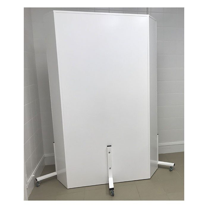 Ширма рентгенозащитная металлическая ШРЗ-3