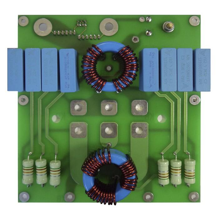 Модуль трехфазного выпрямителя