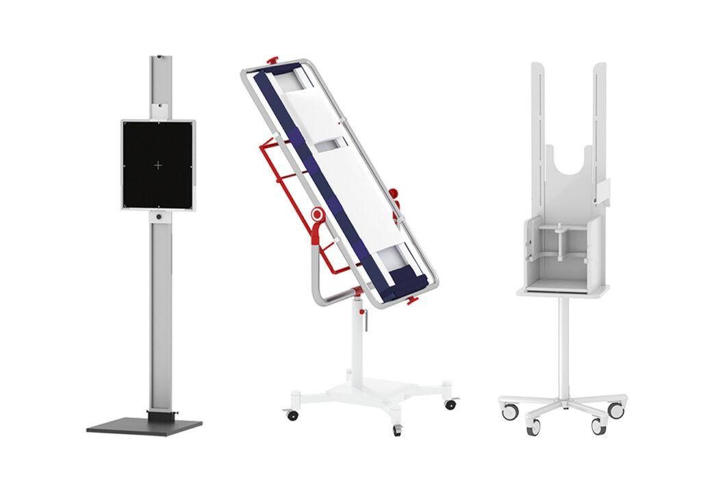 Дополнительное оборудование для рентген-диагностики.