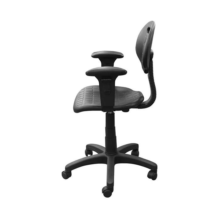 Кресло полиуретановое с подлокотниками КР11