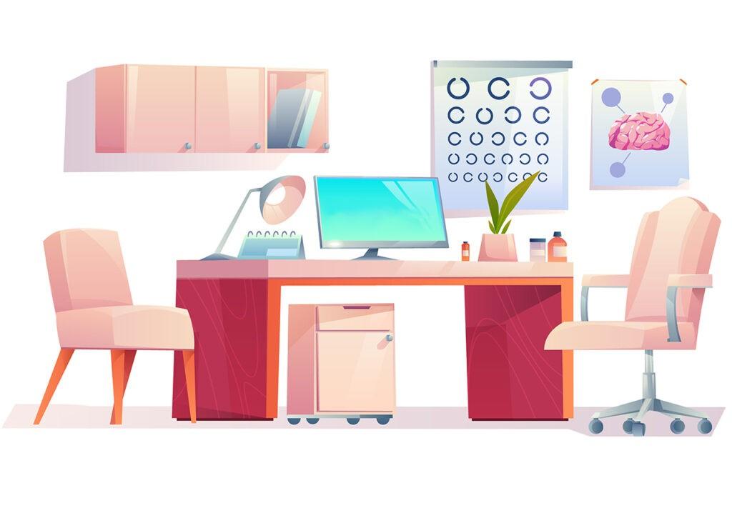 Медицинская мебель INMEDIX в интернет магазине МедТех
